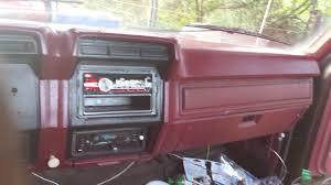 prerunner bronco dash modified center dash panels pics please ford truck