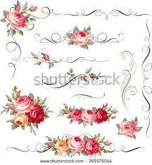 flower ornament stock images royalty free images vectors