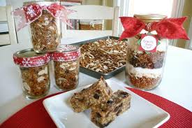 healthy food gifts healthy granola gifts in a jar keeper of the home