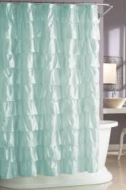 Bathroom With Shower Curtains Ideas by Best Ruffle Shower Curtains Ideas On Pinterest Lace Ruffled