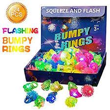toy finger rings images Flashing light up bumpy ring toys led finger lights 24 jpg