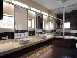 bathroom unique vessel sink design and hanging vanity cabinet