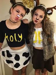 Halloween Costume Deer Holy Halloween Costume Halloween
