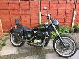 honda shadow vt750dc 2002 black widow in chadderton manchester