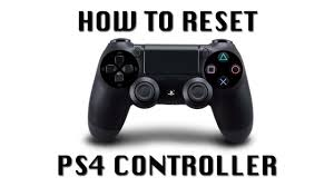 ps4 controller white light how to reset ps4 controller youtube