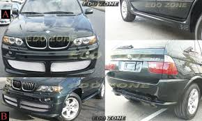 2002 bmw x5 accessories bmw x5 kits parts wings and accessories