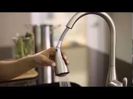 Moen Haysfield Kitchen Faucet Haysfield Pulldown Kitchen Faucet With Reflex Moen Features