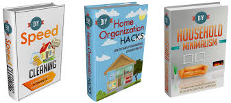 buy diy household hacks how to clean your house in less than one