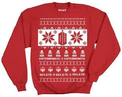 christmas jumper who christmas jumper
