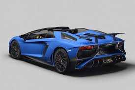how much horsepower does a lamborghini aventador lamborghini s 750 hp aventador superveloce roadster roars into