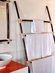 bathrooms design towel holder ideas decorative rack creative