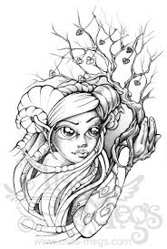 the love me tree sketch miss megs custom tattoos miss megs