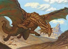 copper dragon forgotten realms wiki fandom powered wikia