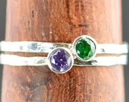 2 mothers ring birthstone wrap rings s ring personalized