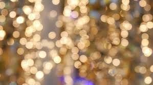 small light with wave bokeh background stock footage