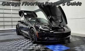 Best Garage Floor Tiles Garage Flooring Buyer U0027s Guide Tiles Rolls Epoxy U0026 More