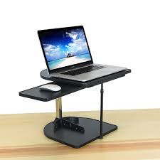 Desk Height Adjusters by Height Adjustable Laptop Riser Laptop Monitor Riser Laptop