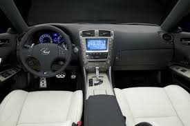lexus is vs acura tl vs infiniti g37 top 50 luxury car interior designs