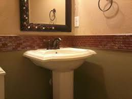 Basement Chair Rail - bathroom chair molding despite the neutral colors this room is