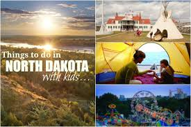 Outdoorsy things to do in north dakota with kids have baby will