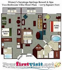 disney saratoga springs treehouse villas floor plan new saratoga springs grand villa floor plan floor plan saratoga