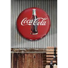 coca cola fridge glass door coca cola the home depot