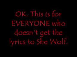 the meaning of a she wolf