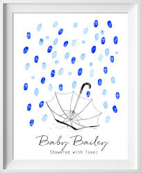 showered with love baby shower guest book guest book baby shower