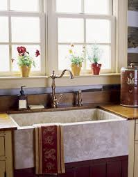 Country Kitchen Sink Ideas | kitchen ideas sinks and faucets sinks kitchens and kitchen country