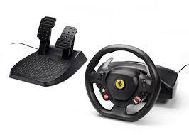 xbox 360 pc steering wheel 458 italia wheel and