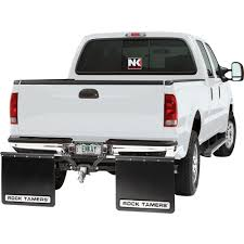 Vintage Ford Truck Mud Flaps - mud flap system rock tamers 00108 rock guards camping world