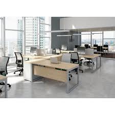 bureau chene clair bureau droit air chêne clair manutan fr