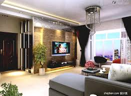 gorgeous living room design with tv contemporary interior designs