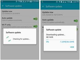 how to update android lost files after android update here are steps to recover them