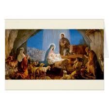 vintage religious christmas greeting cards zazzle