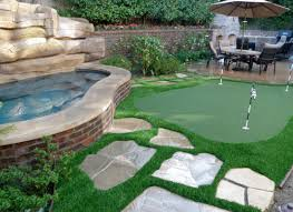best putting green san diego installer water wise grass