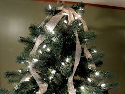 decor ideas how to put ribbon on a christmas tree compelling