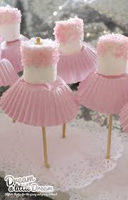 diy bathroom marshmallow cupcake liners and tutu