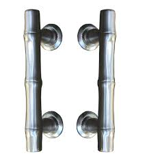 Shower Door Pull Small Bamboo Shower Door Pulls Doorware
