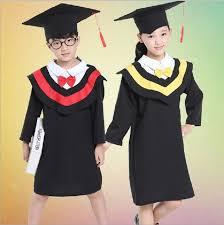 kindergarten graduation caps primary school children s gown of doctor degree kindergarten