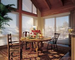 white dining room window treatments plus simple curtain and double