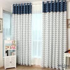 chambre mixte enfant coton doux et poly chambre mixte rideaux enfants étoiles