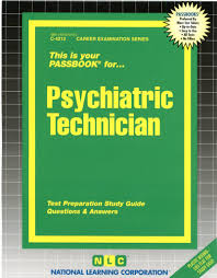 psychiatric technician jack rudman 9780837342122 books amazon ca