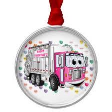 garbage truck decorations décor zazzle