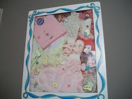 baby shadow box cats kids and crafts baby shadow box