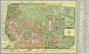 Map St Louis Buxton And Skinner U0027s 1904 St Louis World U0027s Fair