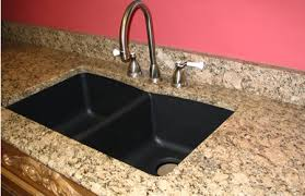 Kitchen Sink Black Black Composite Granite Kitchen Sink Home Decor Interior Exterior