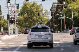 official google blog the latest chapter for the self driving car