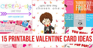 free valentines cards 15 free s day printables for the classroom fabulessly frugal