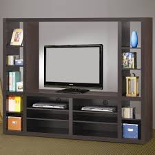 living room movable tv media console open shelves cabinets cool